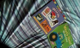 Toddler books