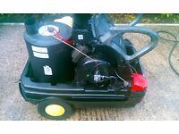 Karcher 601 C Industrial Car Wash Hot Pressure Washer Steam Cleaner Fully Serviced