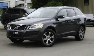 2013 Volvo XC60 T6 PREMIER! LEATHER! SUNROOF! ONLY 55K!