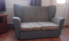 An original 'Hillbilly' 1950's suite in excellent condition.