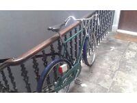 Vintage Raleigh Supurbe town bike