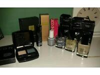 Avon cosmetics bundle worth over £45, for only £15. Perfume, lipstick, nail varnish.