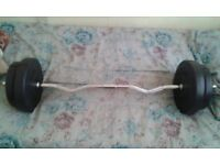 Curl bar for sale!!!!! Pick up only