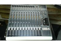 Mackie Premium 16 channel compact mixer