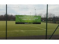 Thirsk 6 a side - New season starts 7 March
