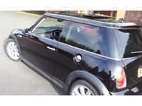 MINI COOPER S SUPERCHARGED FULLY LOADED