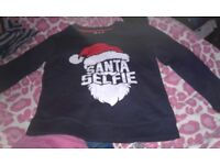 age 10-11 christmas jumper