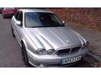 Jaguar x type 2.0 TD Failed mot. 2003