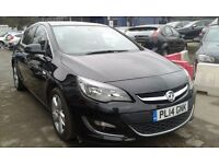 Vauxhall Astra 1.6 i VVT 16v SRi 5dr£5,695 . 1 YEAR FREE WARRANTY. NEW MOT