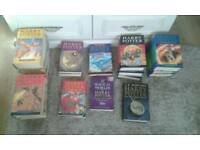 Large selection Harry Potter Books