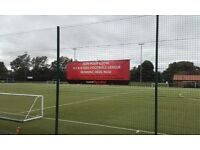Thirsk 6 a side league - places available