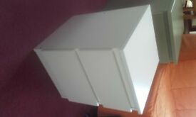 Chest of 2 drawers by IKEA - 'Kullen'. Very good - excellent condition. 40 x 35 cm approx.
