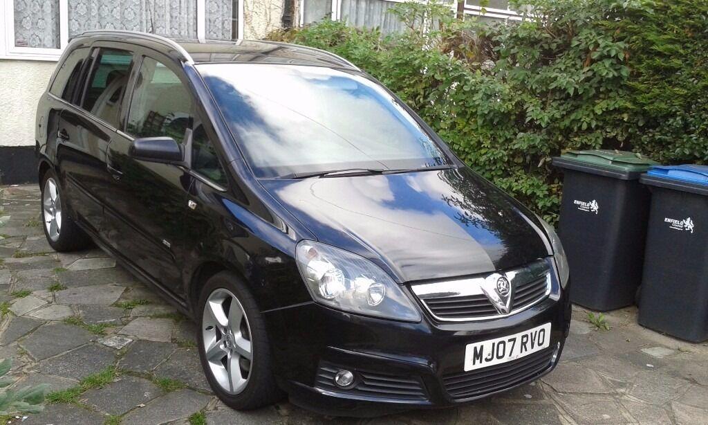Vauxhall Zafira CDTI 150 SRI 7 Seater Diesel
