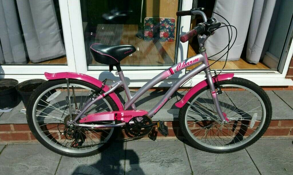Girls Bike Aged 8 - 12 Year Old  In Walsall, West -8494