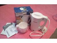 Micromark mini travel kettle - with box and instructions, used just a couple of times