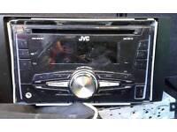 Car stereo jvc