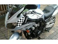 Yamaha fazer 600cc
