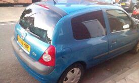 RENAULT Clio 2002, 1.2 petrol