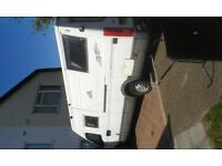 Iveco daily exlwb campervan