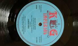 Reggae JUNIOR REID.