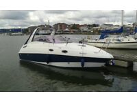 Power boat / sports cruiser / speed boat / costal cruiser