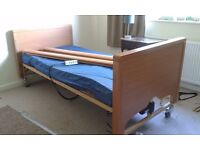 Hospital Style Bed, Fully adjustable