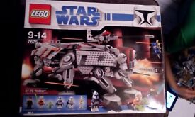 Star wars lego At-Te walker