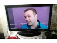 """42"""" Samsung Full HD 1080p tv with Freeview built"""