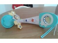 Fisher Price Cot Mobile (new Batteries) Ex Condition
