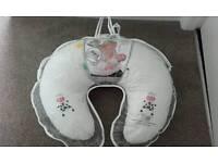 Widgey breastfeeding/ nursing maternity support pillow