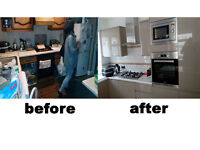 Bathroom, kitchen home refurbishments. Flooring Wall ceilings painting plastering. Building company