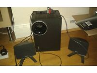 Audio music speaker 2.1 Sound System