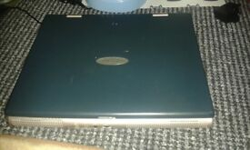 windows XP laptop