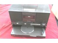 PANASONIC AMBIENCE VINTAGE RETRO MUSIC SYSTEM SG-J555L WORKING AVAILABLE FOR SALE