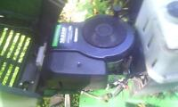 John deere SABER 15.5 hp ENGINE ONLY Briggs and Stratton