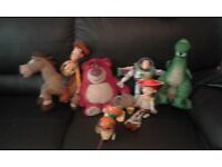 huge toy story bundle buzz woody jessy and freinds £70