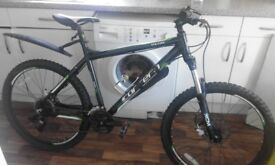 This is a mountain bike for sale