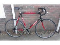 Vintage Retro British Eagle Reynolds Frame Road Racing Bike Bicycle