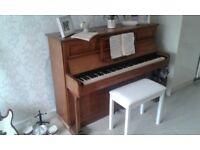 John Broadwood of London upright piano