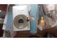 Canon Digital camera I X US 8015