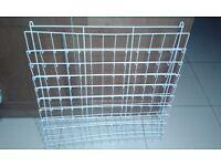 Wire book storage rack. 31inch x 34 inch