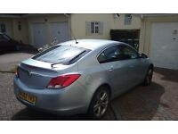 Vauxhall Insignia, 1 Lady owner
