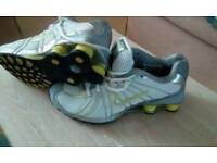 Nike shox women's trainers