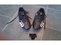 Canterbury boys rugby boots like new size 5.5