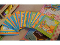 Winnie the Pooh Book Collection x 18 * COMPLETE EXCELLENT CONDITION*