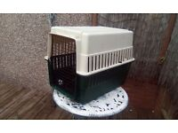 Large pet cage carrier