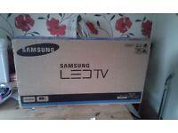 New samsung 32 inch led flat screen tv