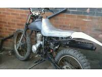 Braking tec 125 call or text with wot u want
