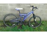 Muddy Fox mountain bike