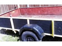 TRAILER 8FT BY 4FT